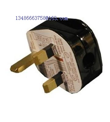 Power Connector UK Mains Rewireable Plug 13 amp 250 volt