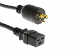 AC Power Cord L6-15P to C19