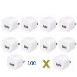 Apple iPhone USB Power Wall Cube OEM Charger Adapter Block